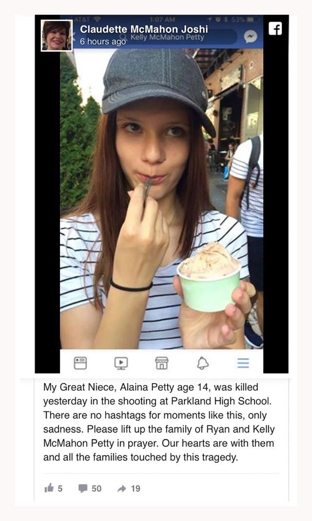 14 - Alaina Petty